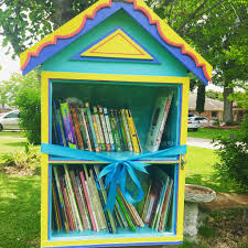 tiny library u0027 pops up in st rose to honor mom u0027s memory nola com