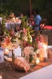 Beach Centerpieces For Wedding Reception by 27 Gorgeous Beach Wedding Decoration Ideas Wedding Beach Beach