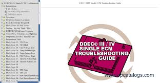 detroit diesel ddec repair manual heavy technics repair