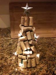 wine cork christmas crafts until christmas we are all ready and