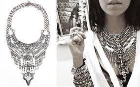 vintage crystal choker necklace images Manerson collar necklaces pendants vintage crystal maxi choker jpg