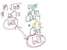 Radicals Worksheet Simplifying Radicals Worksheet 8 Math Simplifying Radical