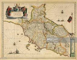 Italy Map Tuscany by Map Of Tuscany Region From Atlas By Willem Janszoon Blaeu 1663