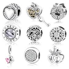 pandora charm bracelet sterling silver images 2017 autumn new arrive authentic 925 sterling silver charms fit jpg