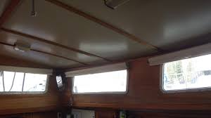 small boat projects making life aboard easier from curtains to
