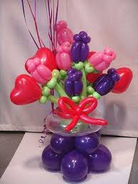 Table Decorating Balloons Ideas Red Hearts Balloons Creative Crafts And Valentines Day Ideas