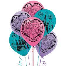 frozen balloons disney frozen balloons pack of 6 party shop 24 7