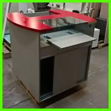 caisse de bureau caisse accueil bureau comptoir agencement magasin agencement