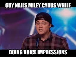 Miley Cyrus Turkey Meme - guy nails miley cyrus while doing voice impressions meme on me me