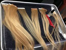 kylie hair couture extensions reviews sweet glamour makeup aveda vomar tape in hair extensions review