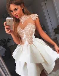 white lace prom dress white lace prom dress homecoming dress