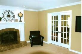 wall and added doors to sitting room includes a new wood