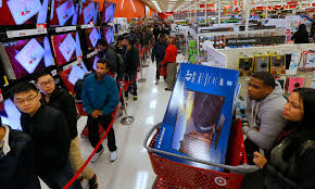 when does target black friday preview sale starts on wednesday target reports strong start to black friday weekend online and in