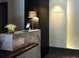 Marble Reception Desk 536 Best Reception Desks Images On Pinterest Lobby Reception