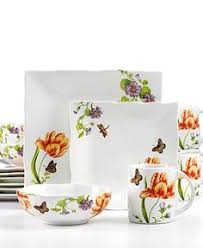 lenox dinnerware floral meadow medley collection dining sale