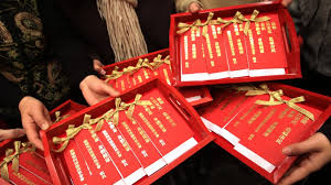 new years envelopes envelope tradition on lunar new year kills 16 000 trees a year