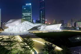 gallery of guangzhou opera house zaha hadid architects 1