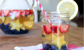 healthy and festive drinks for the fourth of july chasing
