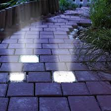 solar led paver lights 25 best ideas about solar powered led lights on pinterest solar