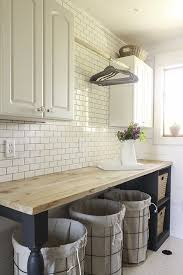 Country Laundry Room Decor Farmhouse Laundry Room Reveal Farmhouse Laundry Rooms Laundry