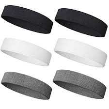 athletic headbands best bet sweatband headband wristband for basketball