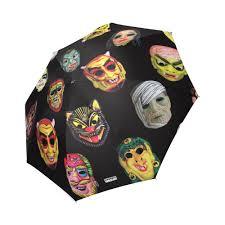 vintage masks umbrella halloween umbrella photos of