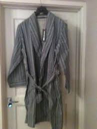mens dressing gown ebay