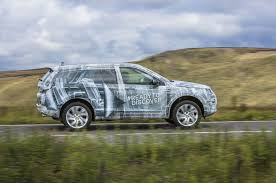 land rover camo 2015 land rover discovery sport shown with camouflage