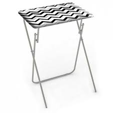 Dinner Tray Tables Folding Tray Table 2 Pack