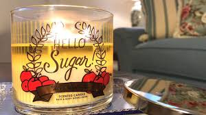 home interiors baked apple pie candle warm apple pie candle wax melt review 2017 bath works
