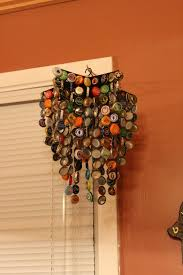 amazing bottle cap wind chime diy 64 in with bottle cap wind chime