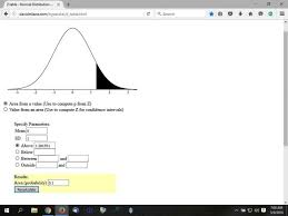 Normal Distribution Z Score Table Solution Find The Z Scores That Bound The Middle 0 80 Of The