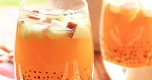 non alcoholic apple pie punch recipe thanksgiving punch and
