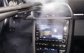 Steam Clean Auto Upholstery The Most Efficient Car Detailing With Dupray Steam Cleaners