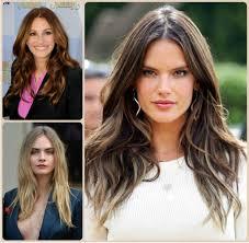 trendy haircuts long hair long hairstyles haircuts hairstyles and