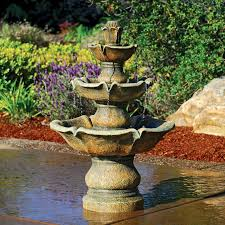 ideas for make a best water fountains u2014 great home decor