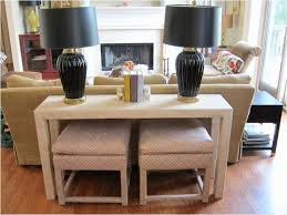 sofa table with stools underneath sofa chairsa table chair gorgeous couch tablee2809a surprising