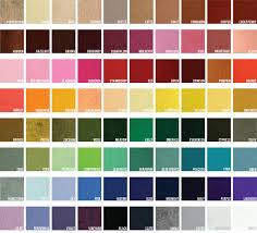 benzie a fanfare of felt benzie color chart