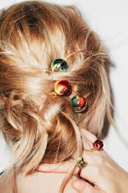 latest holiday wood hairstyles pretty hair accessories that look amazing for the holidays coveteur