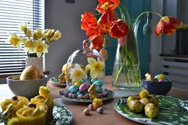 Homesense Easter Decorations by The Turquoise Door Easter Table Decorating With Homesense And Tk
