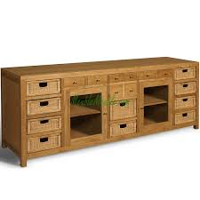 reclaimed teak sideboard 10 rattan d teak furniture producer