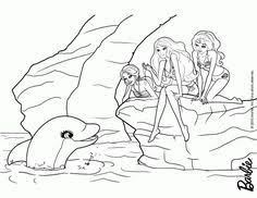 coloring pages barbie mermaid amazing drawing barbie doll coloring page målarbilder barbie