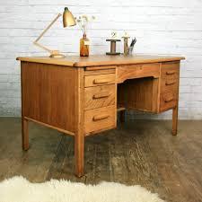 Small Vintage Desks by Vintage Abbess Oak Teachers Desk D C R T N Pinterest