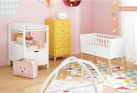chambre b b chambre bébé déco styles inspiration maisons du monde