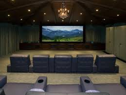 Home Cinema Rooms Pictures by Media Room Lighting Pictures Options Tips U0026 Ideas Hgtv