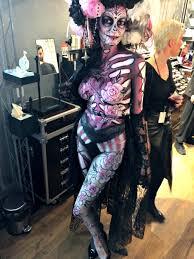 Sugar Skull Halloween Costumes Amazing Costume U0027s Halloween Event