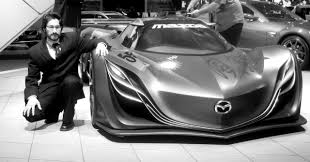 mazda supercar designer follows passions and dreams to build his own supercar