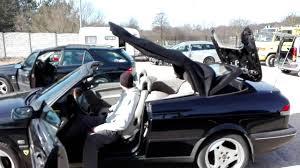 saab convertible 2016 saab 900 ng cabrio dach youtube
