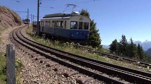 cremagliera pilatus ferrovia rigi kulm goldau cremagliera zahnradbahn