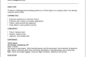 travel and tourism industry resume examples professional talent